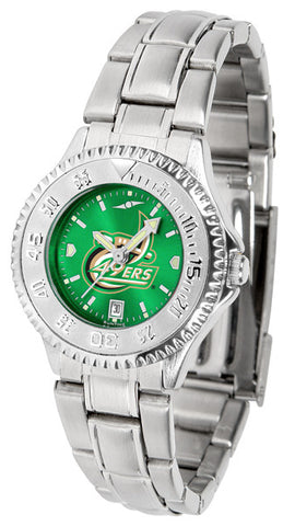 Ladies North Carolina Charlotte 49ers - Competitor Steel AnoChrome Watch