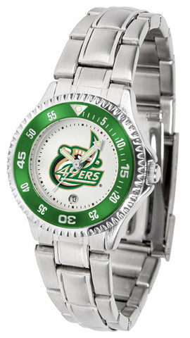 Ladies North Carolina Charlotte 49ers - Competitor Steel Watch