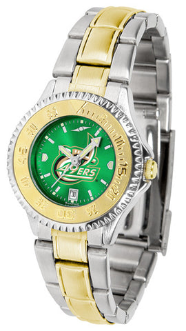 Ladies North Carolina Charlotte 49ers - Competitor Two Tone AnoChrome Watch
