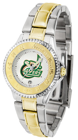 Ladies North Carolina Charlotte 49ers - Competitor Two Tone Watch
