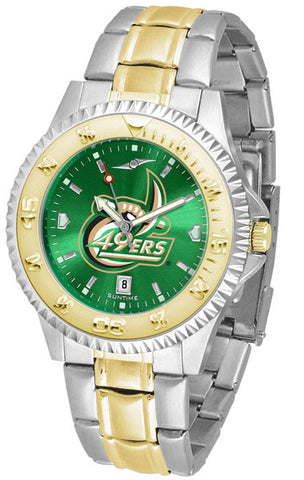 Mens North Carolina Charlotte 49ers - Competitor Two Tone AnoChrome Watch
