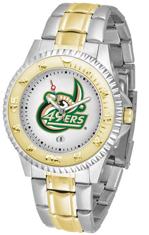 Mens North Carolina Charlotte 49ers - Competitor Two Tone Watch