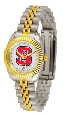 Ladies North Carolina State Wolfpack - Executive Watch