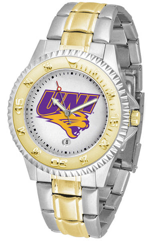 Mens Northern Iowa Panthers - Competitor Two Tone Watch