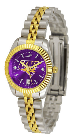 Ladies Northern Iowa Panthers - Executive AnoChrome Watch