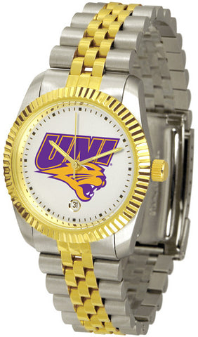 Mens Northern Iowa Panthers - Executive Watch