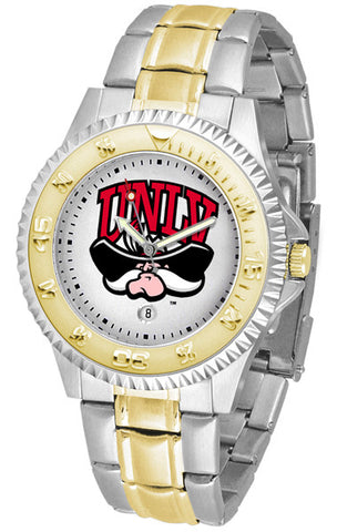 Mens Las Vegas Rebels - Competitor Two Tone Watch