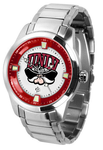 Mens Las Vegas Rebels - Titan Steel Watch