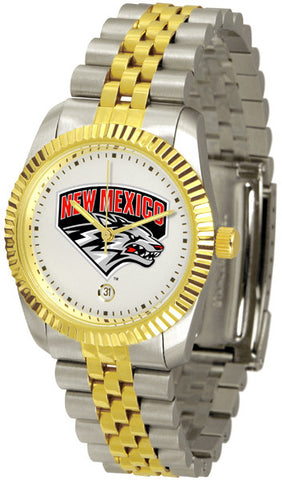 Mens New Mexico Lobos - Executive Watch
