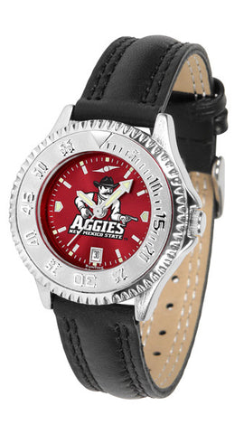 Ladies New Mexico State Aggies - Competitor AnoChrome Watch