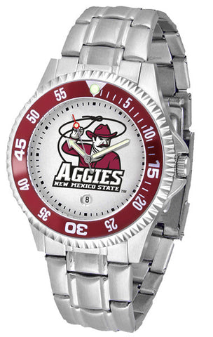 Mens New Mexico State Aggies - Competitor Steel Watch