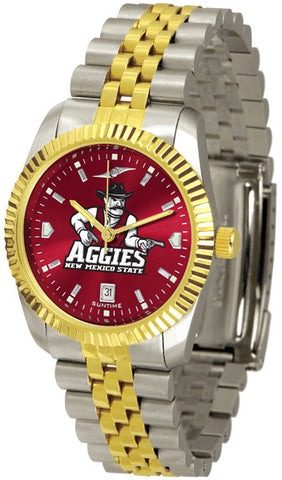 Mens New Mexico State Aggies - Executive AnoChrome Watch