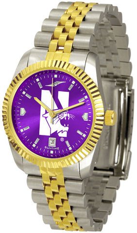Mens Northwestern Wildcats - Executive AnoChrome Watch