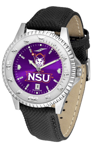 Mens Northwestern State Demons - Competitor AnoChrome Watch