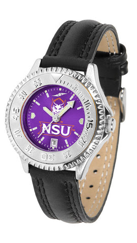 Ladies Northwestern State Demons - Competitor AnoChrome Watch