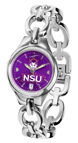 Northwestern State Demons - Eclipse AnoChrome Watch
