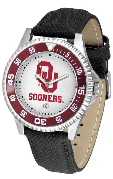 Oklahoma Sooners Men Competitor Watch
