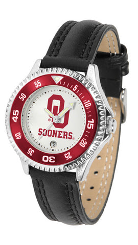 Oklahoma Sooners Ladies Competitor Watch