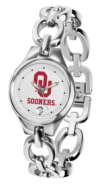 Oklahoma Sooners Ladies Eclipse Watch