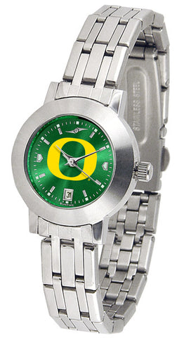 Oregon Ducks Ladies Dynasty Watch With AnoChrome Dial