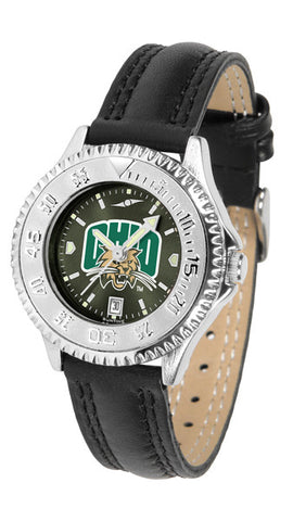 Ladies Ohio University Bobcats - Competitor AnoChrome Watch
