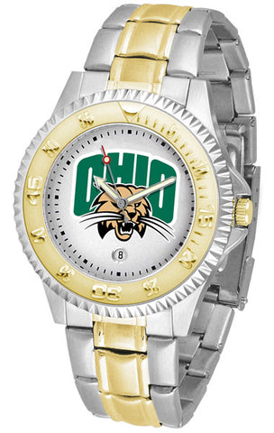 Mens Ohio University Bobcats - Competitor Two Tone Watch