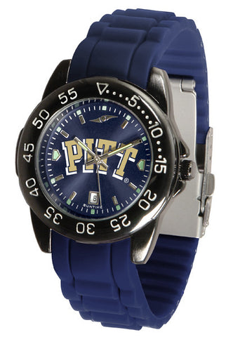 Pittsburgh Panthers Fantom Sport AC Watch With Color Band