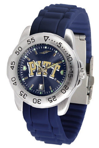 Pittsburgh Panthers Sport AnoChrome Watch With Color Band