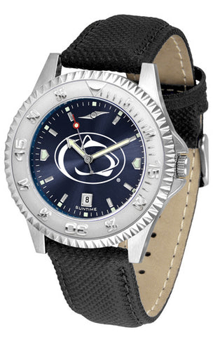 Penn State Nittany Lions Men  Competitor Watch With AnoChome Dial