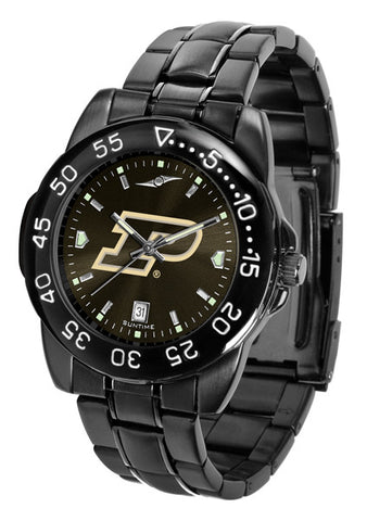 Purdue Boilermakers Fantom Sport Men Watch With AnoChrome Dial
