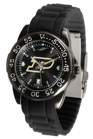Purdue Boilermakers Fantom Sport AC Watch With Color Band