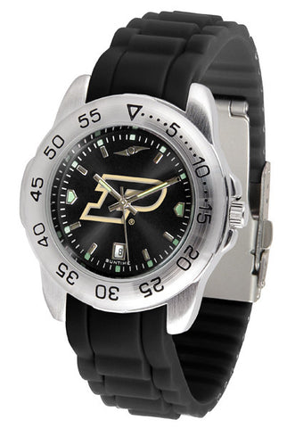 Purdue Boilermakers Sport AnoChrome Watch With Color Band