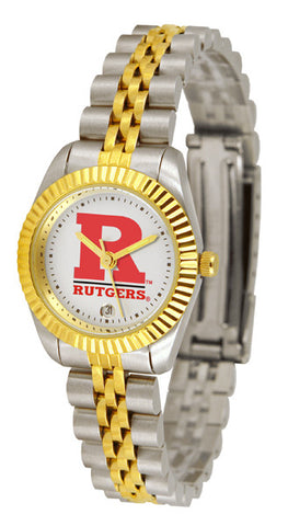 Ladies Rutgers Scarlet Knights - Executive Watch