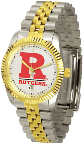 Mens Rutgers Scarlet Knights - Executive Watch