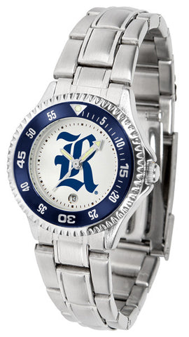 Ladies Rice University Owls - Competitor Steel Watch