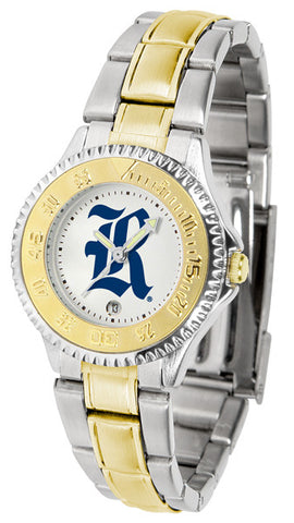 Ladies Rice University Owls - Competitor Two Tone Watch