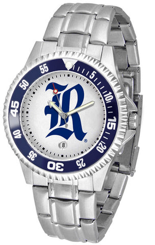 Mens Rice University Owls - Competitor Steel Watch