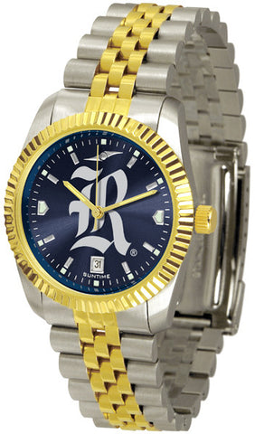 Mens Rice University Owls - Executive AnoChrome Watch