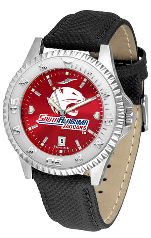 Mens South Alabama Jaguars - Competitor AnoChrome Watch