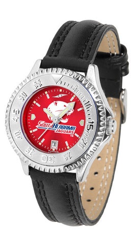 Ladies South Alabama Jaguars - Competitor AnoChrome Watch
