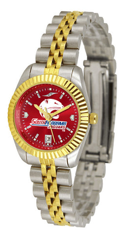 Ladies South Alabama Jaguars - Executive AnoChrome Watch