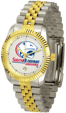 Mens South Alabama Jaguars - Executive Watch