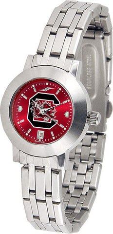 South Carolina Gamecocks Ladies Dynasty Watch With AnoChrome Dial