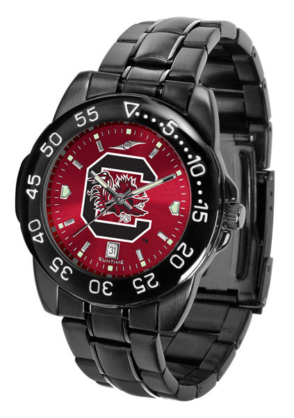 South Carolina Gamecocks Fantom Sport Men Watch With AnoChrome Dial