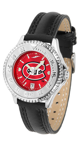 Ladies Saint Cloud State Huskies - Competitor AnoChrome Watch