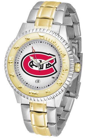 Mens Saint Cloud State Huskies - Competitor Two Tone Watch