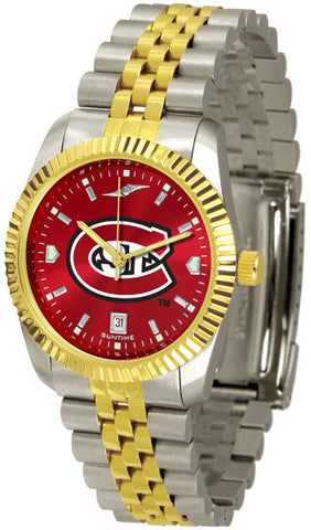 Mens Saint Cloud State Huskies - Executive AnoChrome Watch