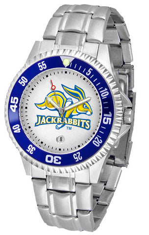 Mens South Dakota State Jackrabbits - Competitor Steel Watch