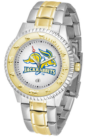 Mens South Dakota State Jackrabbits - Competitor Two Tone Watch