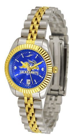 Ladies South Dakota State Jackrabbits - Executive AnoChrome Watch